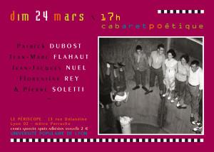 Cabaret Poetique 20