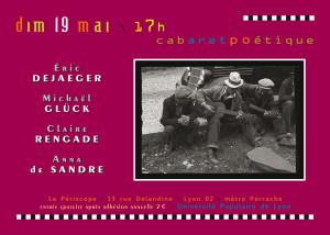 Cabaret Poétique 21