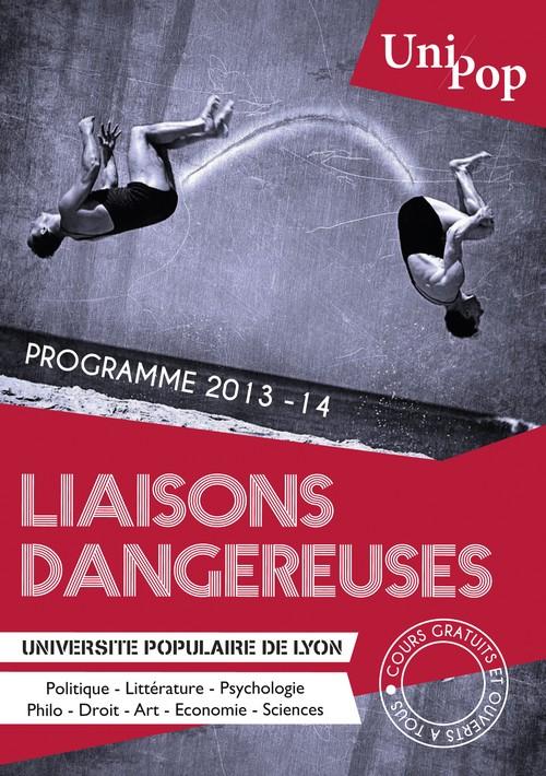 Programme unipoplyon 2013-14 - liaisons dangereuses