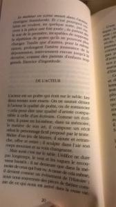 VILAR De l'acteur P.20