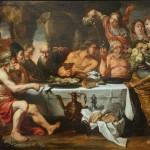 Banquet-pensee - Peter_Paul_Rubens_-_Banquet_d'Achéloüs
