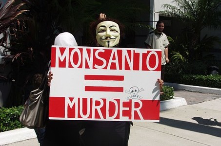 Monsanto protest-827936__340