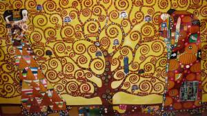 klimt arbre de vie
