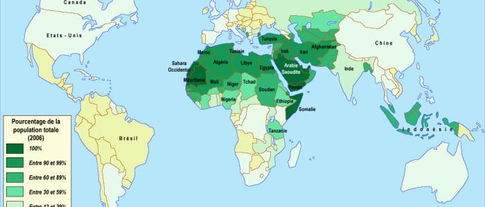 C1 islam dans le monde