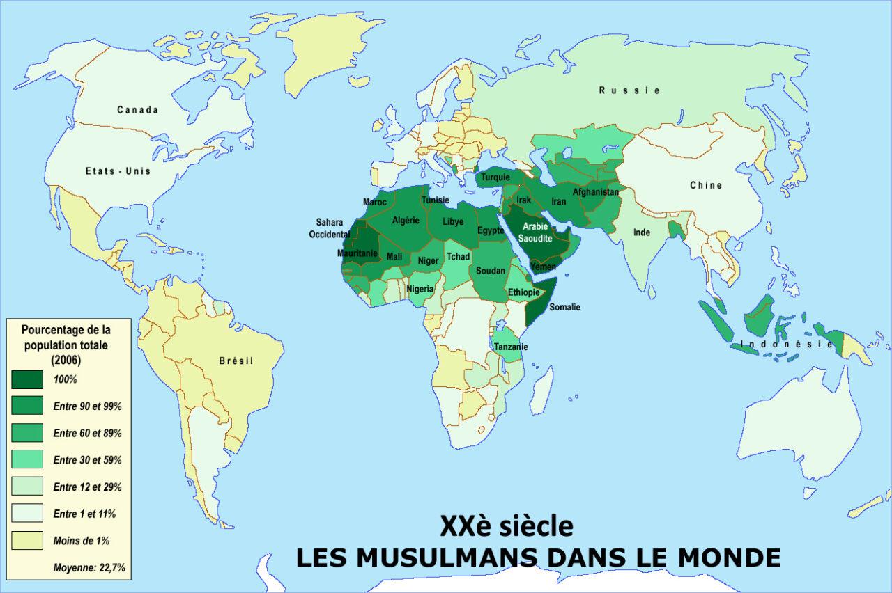 1 naissance fondamentaux et g opolitique de l 39 islam for Se balader dans les yvelines