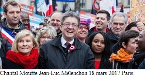 Mélenchon Mouffe