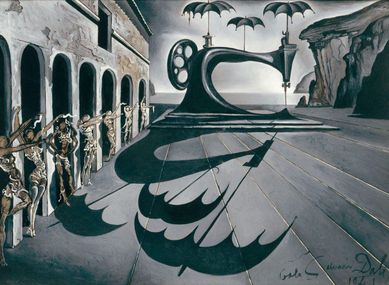 3 L Existence Est Ailleurs Le Surrealisme En Peinture Universite Populaire De Lyon