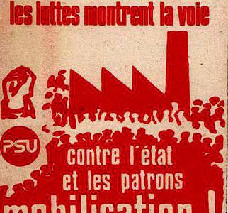 PSU mobilisation-big
