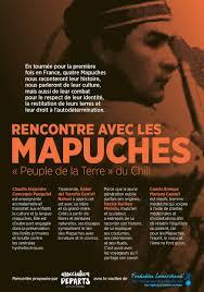 Tournée Mapuches