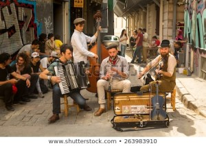 four-undefined-street-musicians-public-450w-263983910