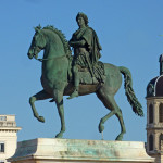Louis XIV place bellecour